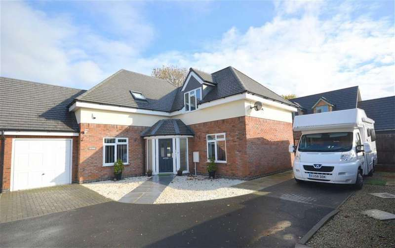 4 Bedrooms Detached House for sale in Naas Lane Quedgeley