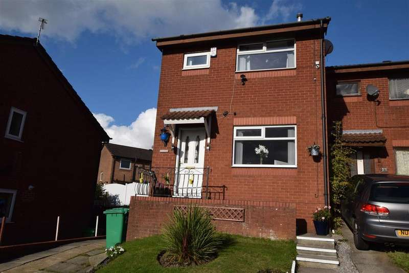 3 Bedrooms Town House for sale in Cobble Bank, Blackley, Manchester