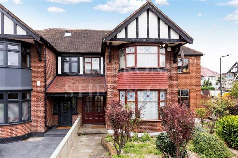 6 Bedrooms Semi Detached House for sale in Phillimore Gardens, Kensal Rise, London, NW10