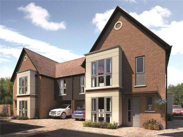 3 Bedrooms House for sale in Dunstable, Bedfordshire, LU6 1NH