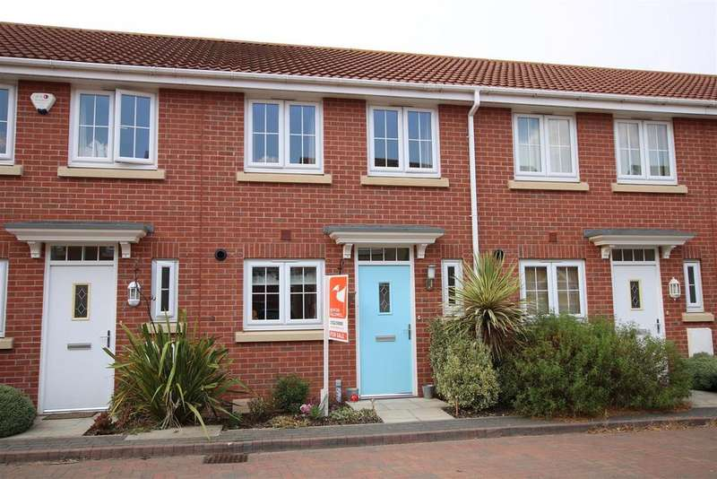 2 Bedrooms Town House for sale in Julius Way, North Hykeham, Lincoln