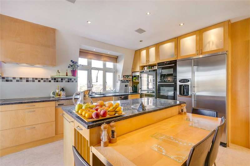 3 Bedrooms Flat for sale in Penthouse, Ross Court, 81 Putney Hill, London
