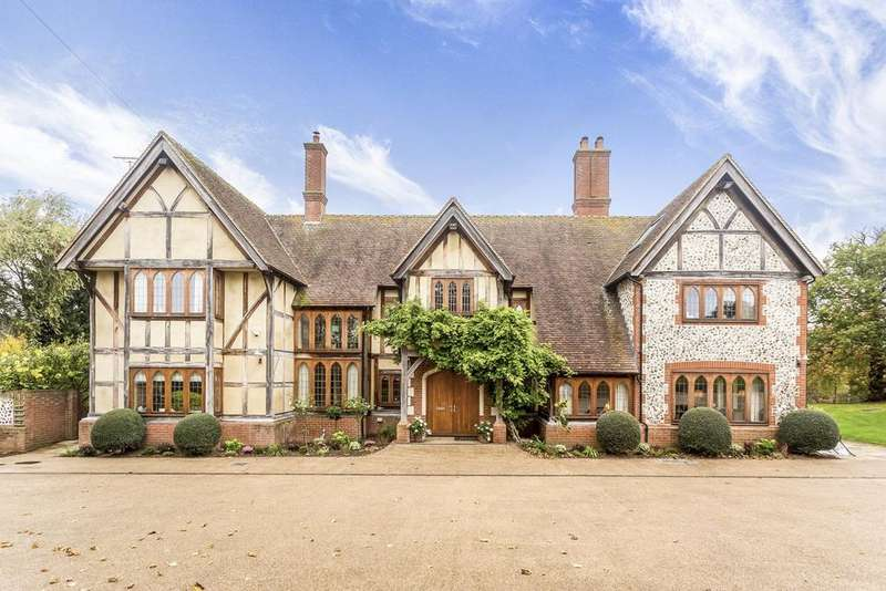 7 Bedrooms Detached House for sale in Epping New Road, Buckhurst Hill, IG9