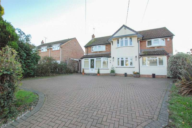 4 Bedrooms Detached House for sale in Station Road, Earls Colne, Essex