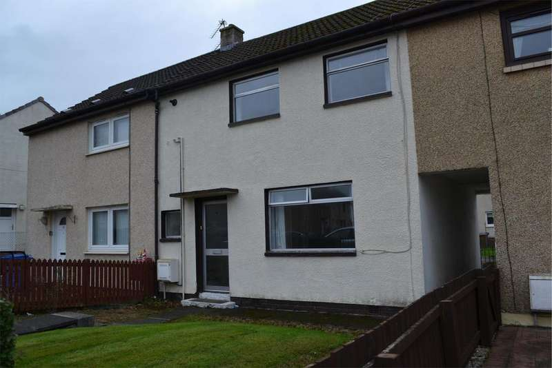2 Bedrooms Terraced House for sale in 9 Fleming Crescent, SALTCOATS, KA21 6EF