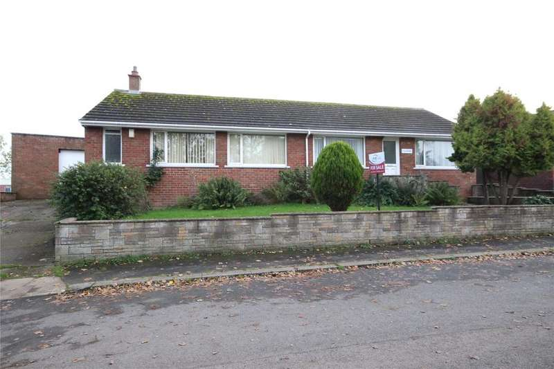3 Bedrooms Bungalow for sale in Garthside, Harraby Grove, Carlisle, Cumbria