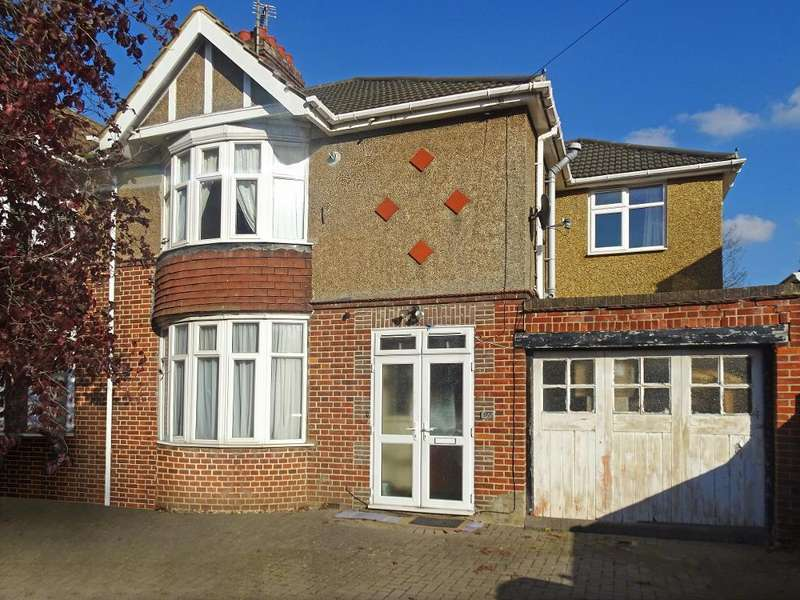 4 Bedrooms Semi Detached House for sale in Oakley Road, Challney, Luton, Bedfordshire, LU4 9PZ