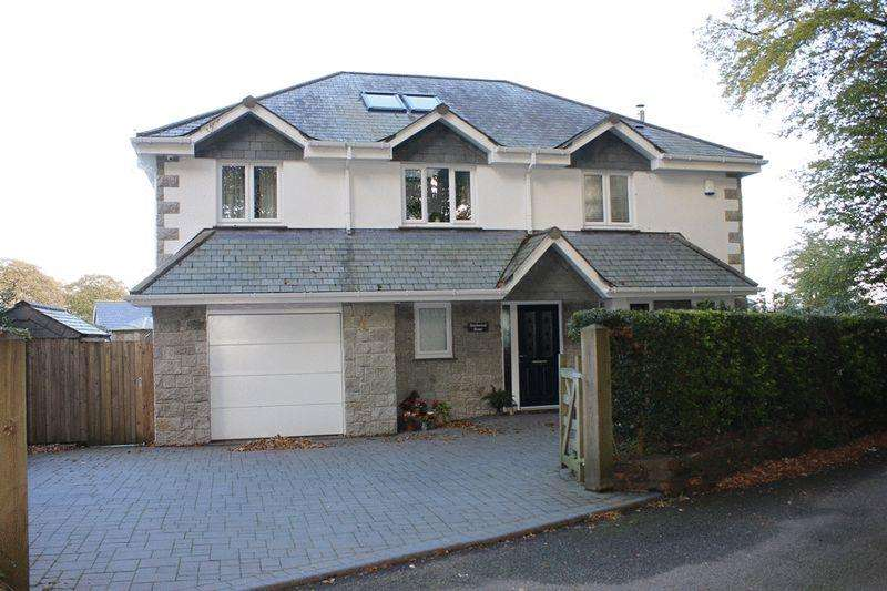 4 Bedrooms Detached House for sale in The Drive, Duporth, St Austell