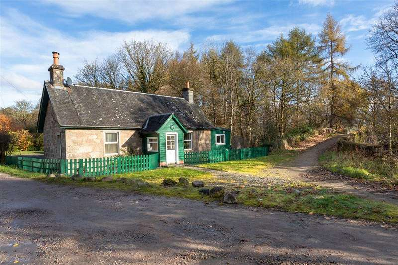3 Bedrooms Detached House for sale in Inveraray, Argyll and Bute