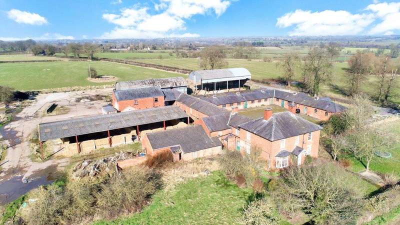 4 Bedrooms House for sale in Etwall, Derby, Derbyshire