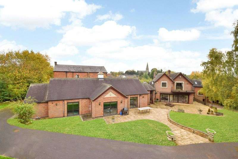6 Bedrooms Detached House for sale in Austrey, Atherstone, Warwickshire