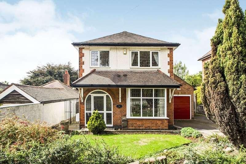 4 Bedrooms Detached House for sale in Quarry Hill Road, Ilkeston, DE7