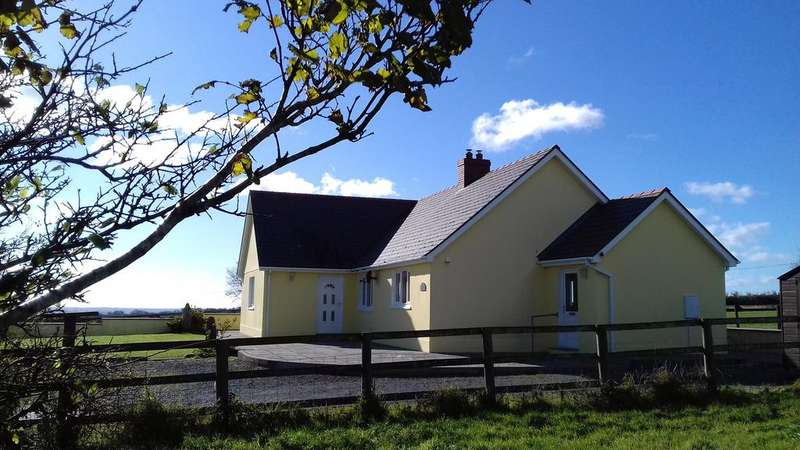 4 Bedrooms Smallholding Commercial for sale in Llangolman, Clynderwen, Pembrokeshire SA66