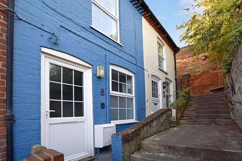 2 Bedrooms Cottage House for sale in West Lane, Aldeburgh