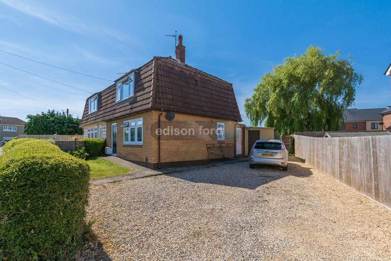 3 Bedrooms Semi Detached House for sale in Oldlands Avenue, Coalpit Heath, Bristol, BS36