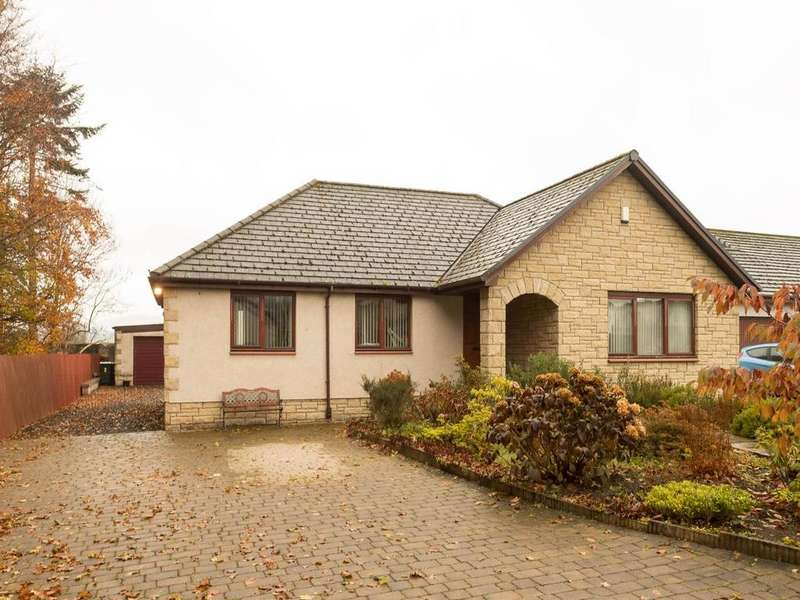 3 Bedrooms Bungalow for sale in Wimberley Court , Coupar Angus, Blairgowrie