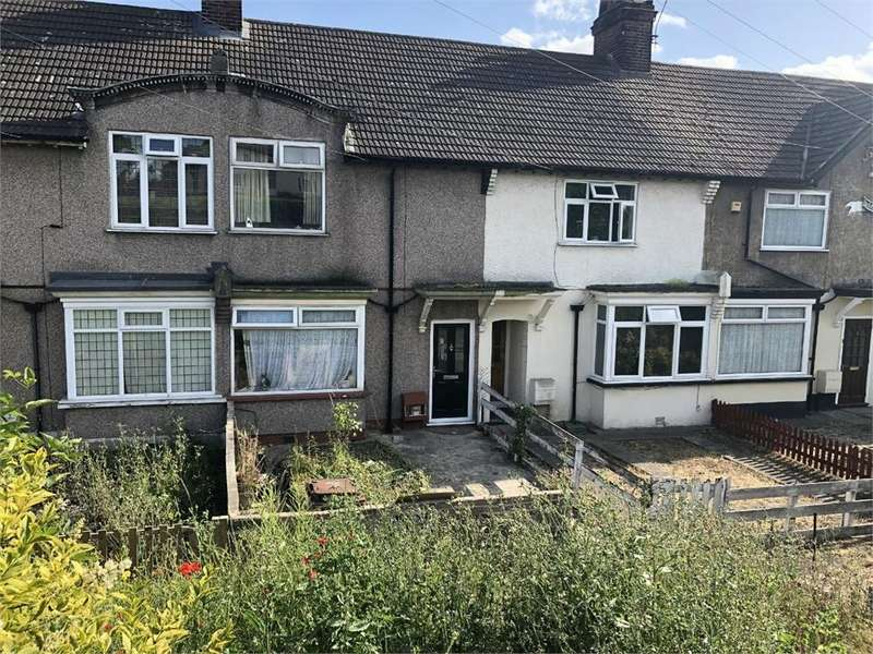 2 Bedrooms Terraced House for sale in Jarrah Cottages, London Road, PURFLEET, Essex
