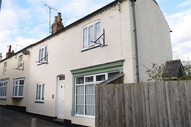 3 Bedrooms Cottage House for sale in The Parade, Fleckney, LEICESTER