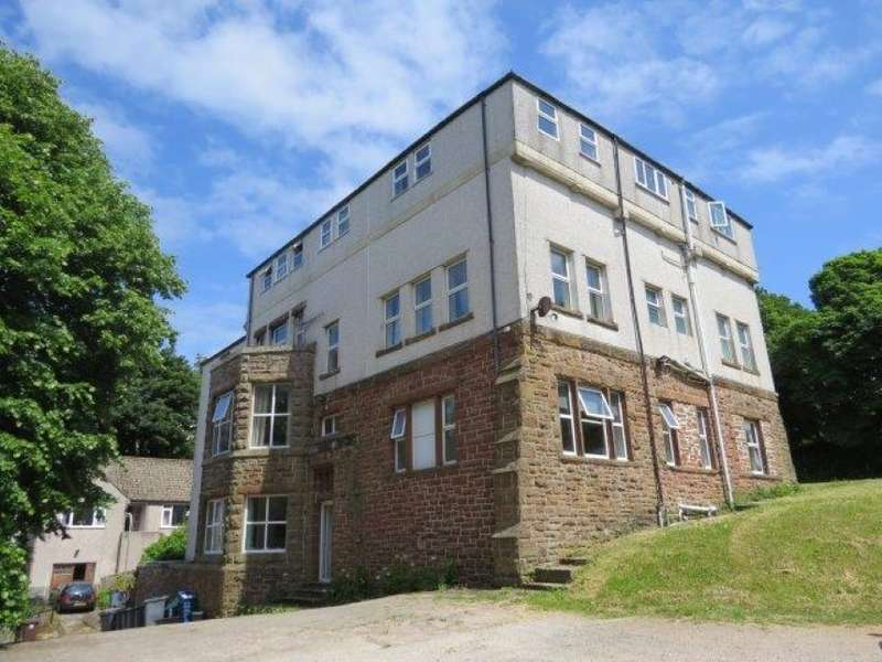 2 Bedrooms Flat for sale in Flat 7, Glenholme, Foxhouses Road, Whitehaven, Cumbria