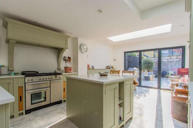 3 Bedrooms Terraced House for sale in Pontcanna