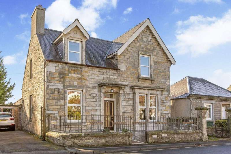 4 Bedrooms Detached House for sale in 46 Bridge Street, TRANENT, EH33 1AL