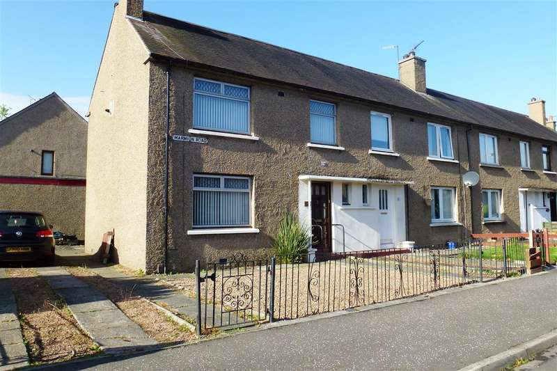 3 Bedrooms End Of Terrace House for sale in Marmion Road, Grangemouth
