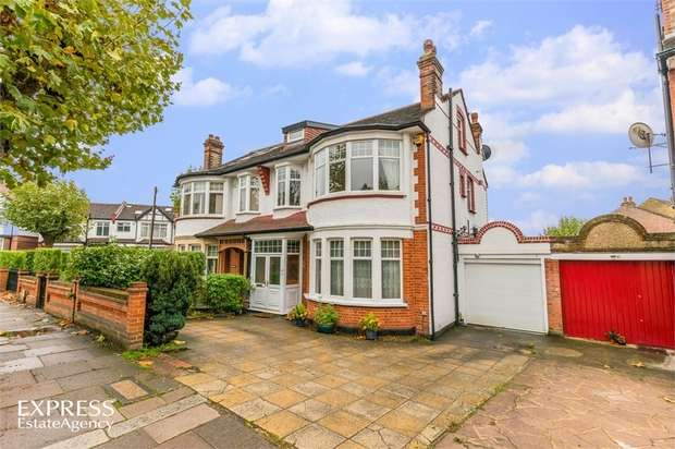 5 Bedrooms Semi Detached House for sale in Broomfield Lane, London