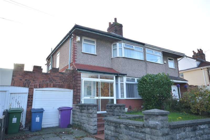 3 Bedrooms Semi Detached House for sale in Woolton Road, Wavertree, Liverpool, L15