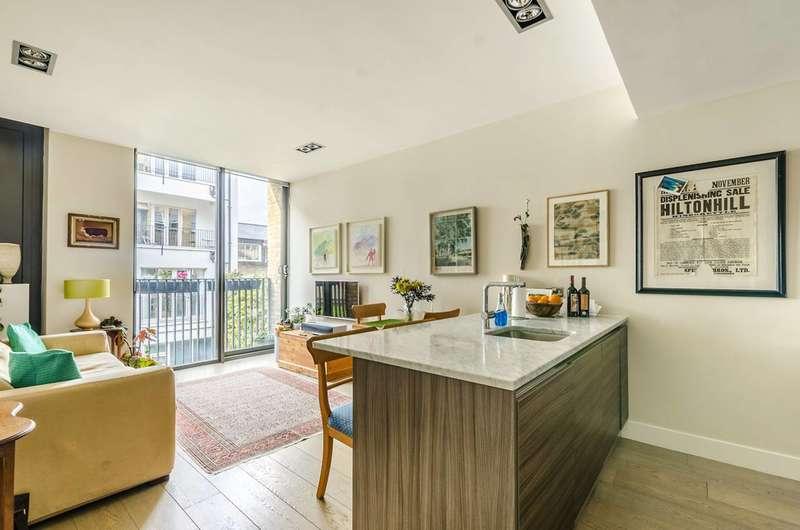 2 Bedrooms Flat for sale in John Street, Bloomsbury, WC1N