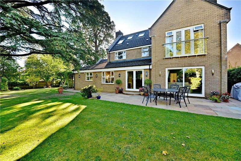 6 Bedrooms Detached House for sale in Lodge Park, Whittlebury, Towcester, Northamptonshire