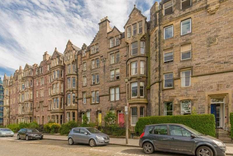 3 Bedrooms Flat for sale in 21 (Flat 8) Warrender Park Terrace