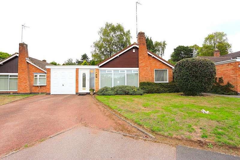 3 Bedrooms Detached House for sale in Hewitt Drive, Kirby Muxloe
