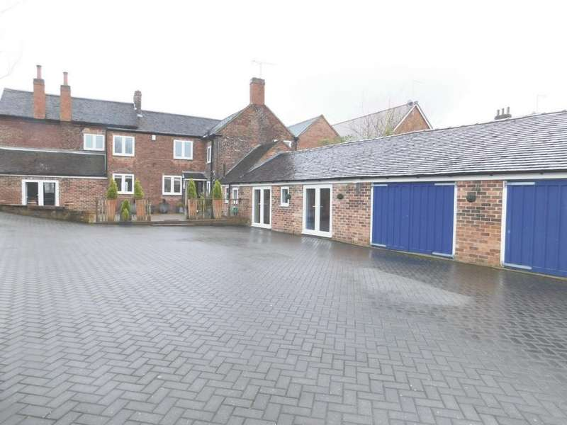 5 Bedrooms Cottage House for sale in Shortheath Road, Moira, DE12