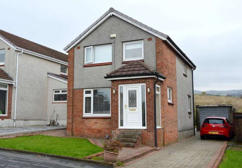3 Bedrooms Detached House for sale in Mirren Drive, Duntocher, G81 6LF