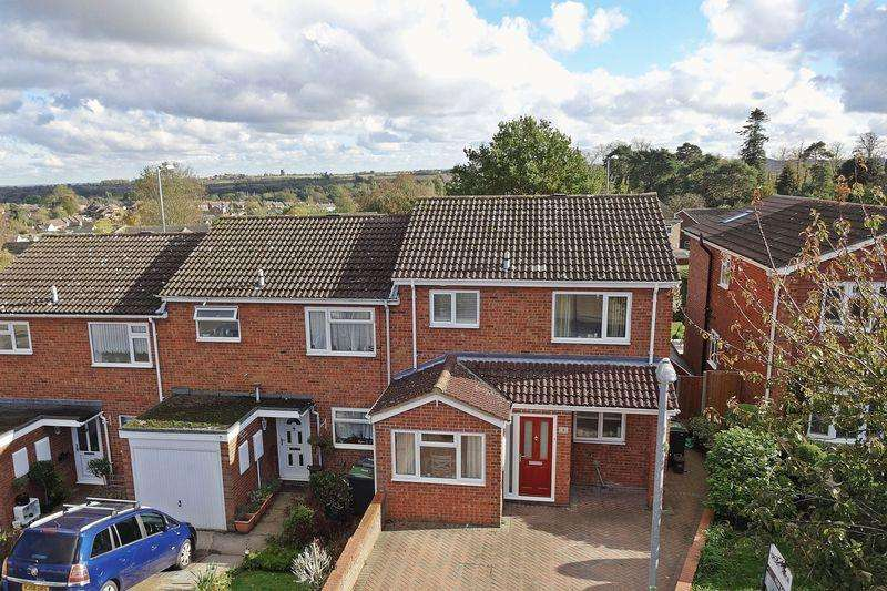 3 Bedrooms End Of Terrace House for sale in Kingfisher Road, Flitwick