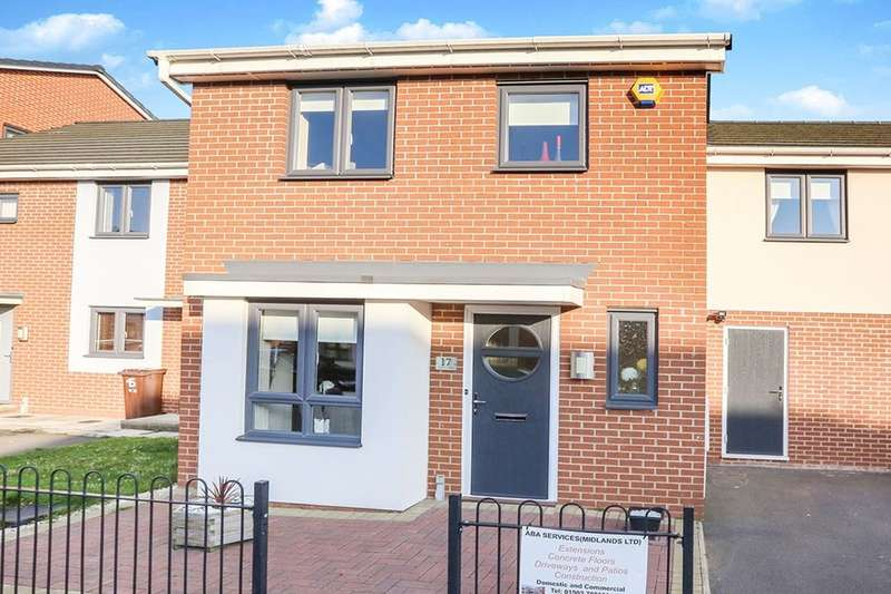 4 Bedrooms Semi Detached House for sale in Kynance Grove, Bilston, WV14
