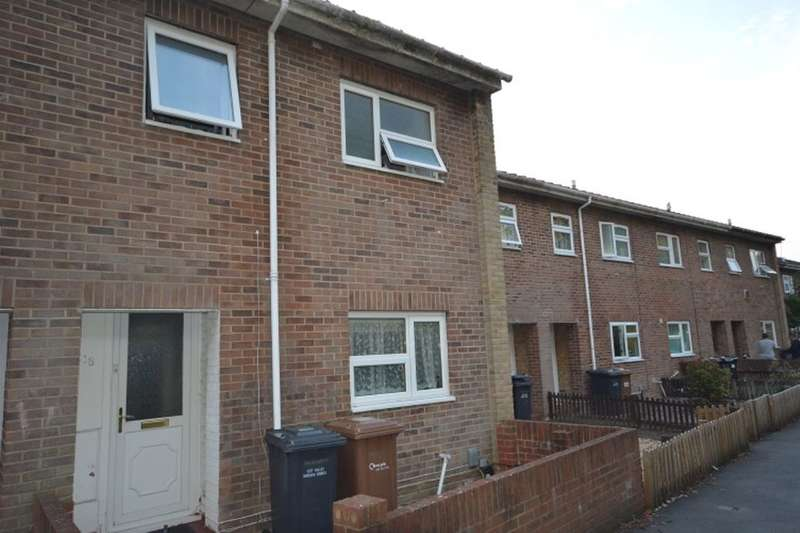 3 Bedrooms Property for sale in Galahad Close, Andover, SP10