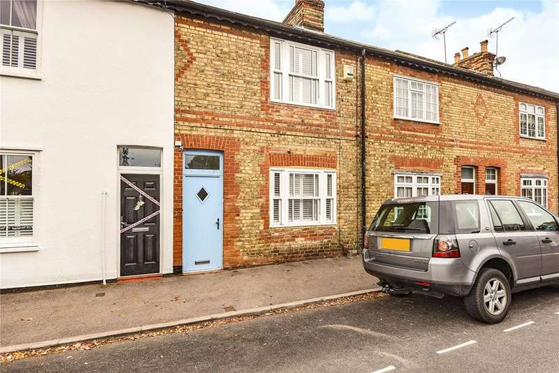 2 Bedrooms Terraced House for sale in Vansittart Road, Windsor, Berkshire, SL4