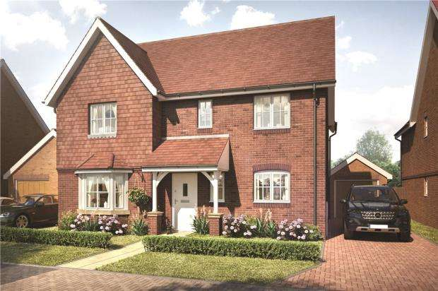 4 Bedrooms Detached House for sale in Warren House Road, Wokingham, Berkshire