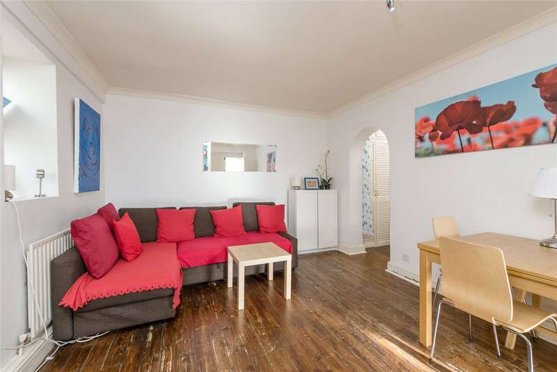 1 Bedroom Flat for sale in Bernard Gardens, Wimbledon, London, SW19