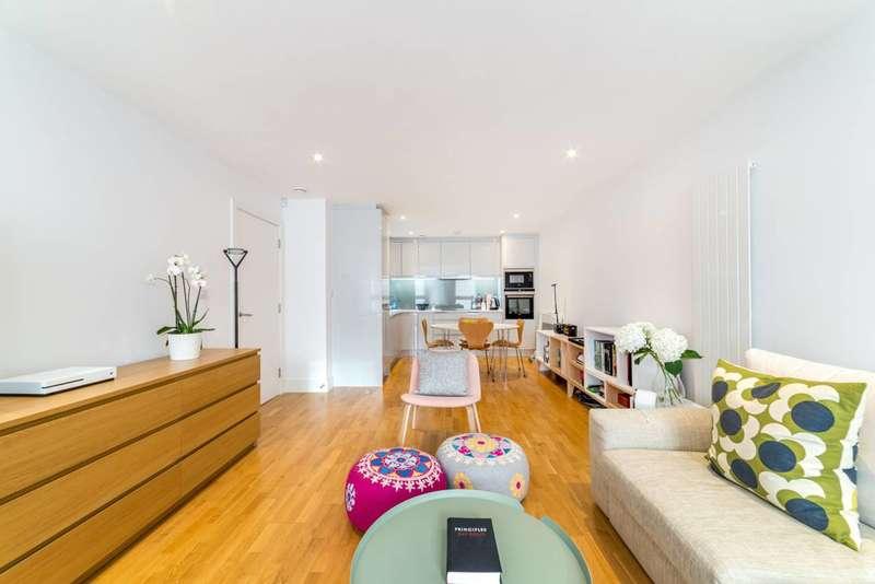 1 Bedroom Flat for sale in Arlington Road, Camden, NW1