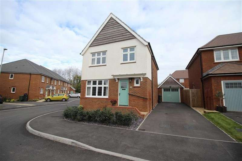 3 Bedrooms Detached House for sale in The Maltings, Cwmbran