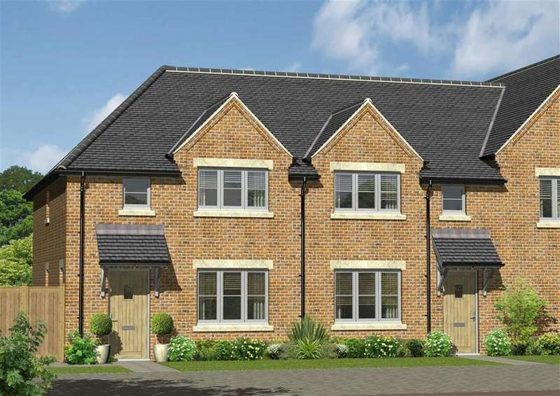 3 Bedrooms Semi Detached House for sale in Main Street, Plot 16, Lubenham, Leicestershire