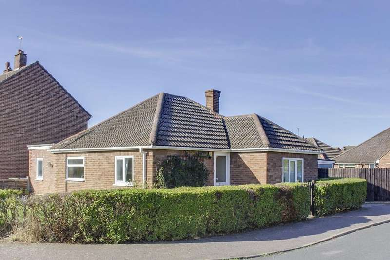2 Bedrooms Detached Bungalow for sale in Park Road, St. Neots