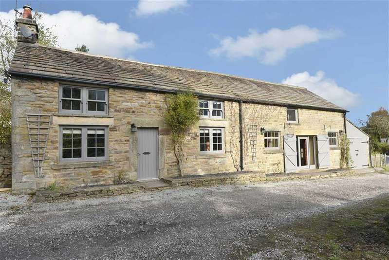 4 Bedrooms Cottage House for sale in Barley Butts Cottage, Barber Booth, Edale, Hope Valley, Derbyshire, S33