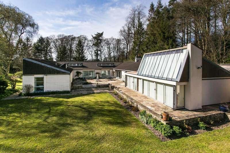 4 Bedrooms House for sale in Greta Side, Cantsfield, Near Kirkby Lonsdale, Lancashire, LA6 2QS