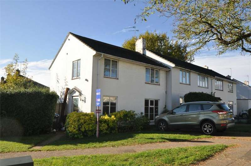 3 Bedrooms End Of Terrace House for sale in Howlands, WELWYN GARDEN CITY, Hertfordshire