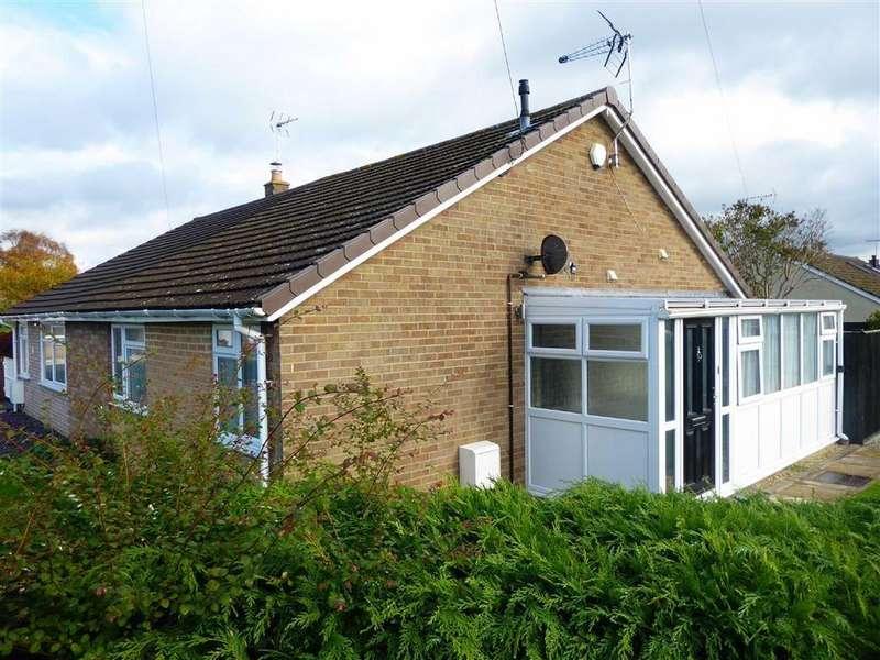 2 Bedrooms Semi Detached Bungalow for sale in Stonelea, Cam, GL11