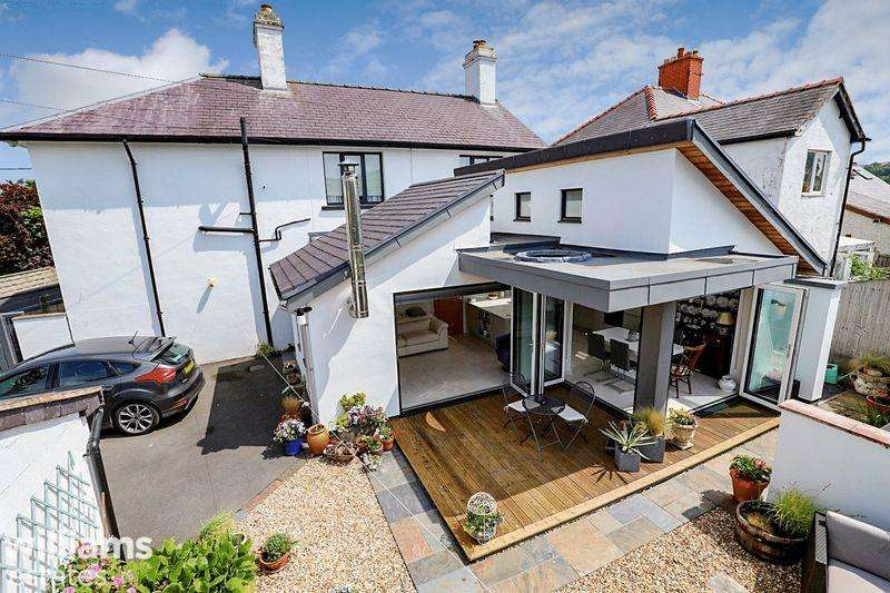 4 Bedrooms Unique Property for sale in Denbigh Road, Ruthin