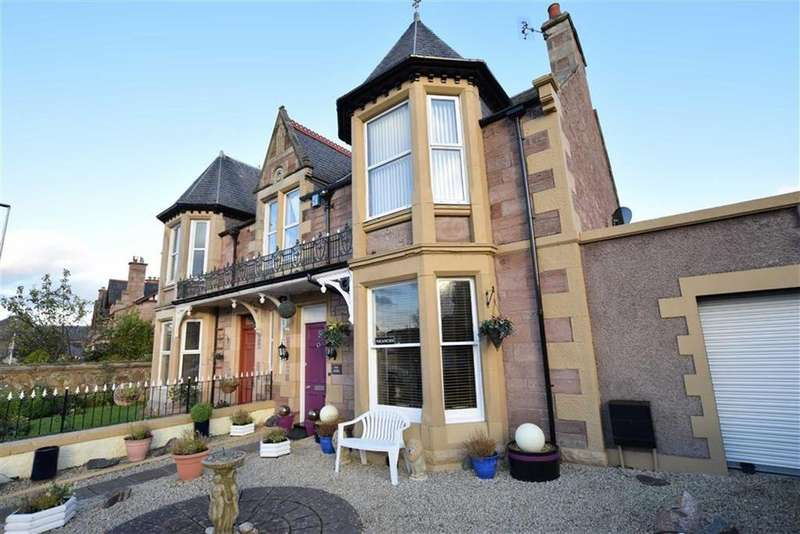 5 Bedrooms Semi Detached House for sale in Ballifeary Road, Inverness
